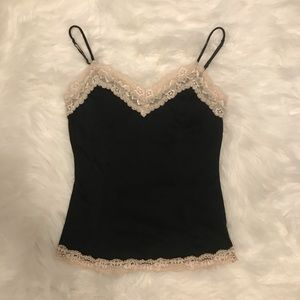 The Limited Lace Trimmed Camisole